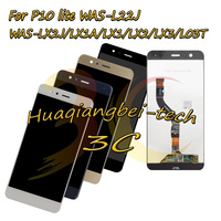 New For Huawei P10 Lite LCD DIsplay Touch Screen Digitizer Assembly For Huawei WAS L22J LX2J