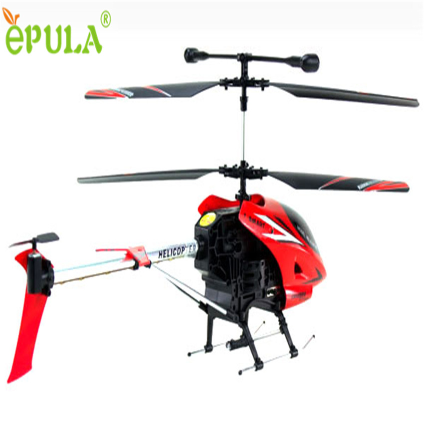 T-Smart XBM-23 3.5CH Radio RC Alloy Metal Ruggedness 44CM Helicopter With Gyro S