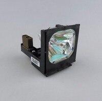 Sanyo POA-LMP27/PLC-SU07/PLC-SU07B/PLC-SU07N/PLC-SU10/PLC-SU10N 용 하우징이있는 PLC-SU15 교체 프로젝터 램프