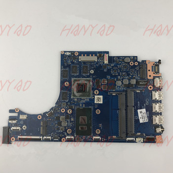 цена на 829900-601 For HP 15-AE 15T-A Laptop Motherboard ASW50 LA-C503P With i7 CPU GTX950M4GB GPU 100% Tested Fast Ship