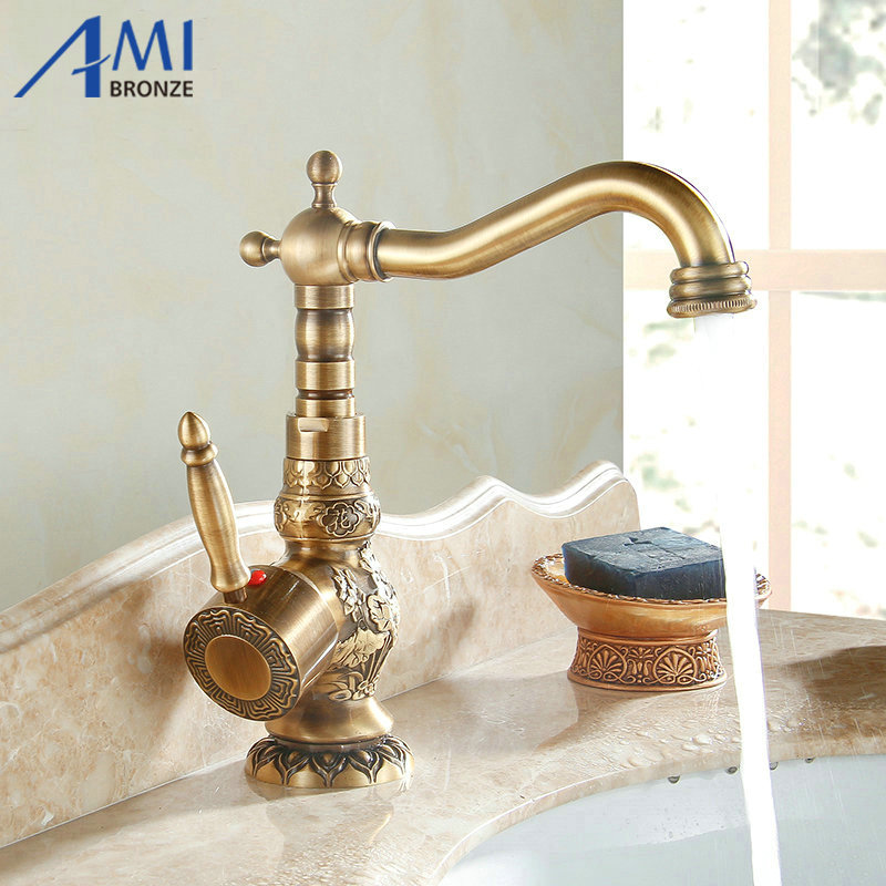 Brass Bathroom Faucets. Faucetsmall. Bathroom. 100 Brushed Brass ...