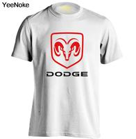 DODGE Mens Womens Personalized T Shirt High Quality Tops