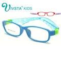 IVSTA Bendable Nenhum Parafuso quadro Crianças óculos de Menino Criança Crianças armações de óculos Flexíveis óculos TR vidro Óptico 8817