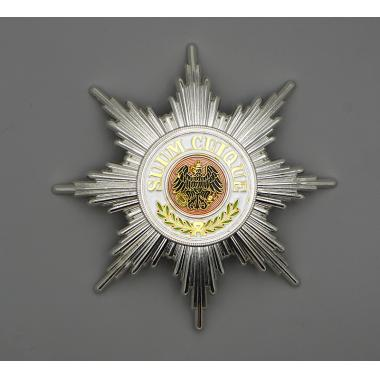 EMD The Order of the Black Eagle Breast Star1