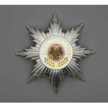 EMD The Order of the Black Eagle Breast Star1 - DISCOUNT ITEM  0% OFF All Category