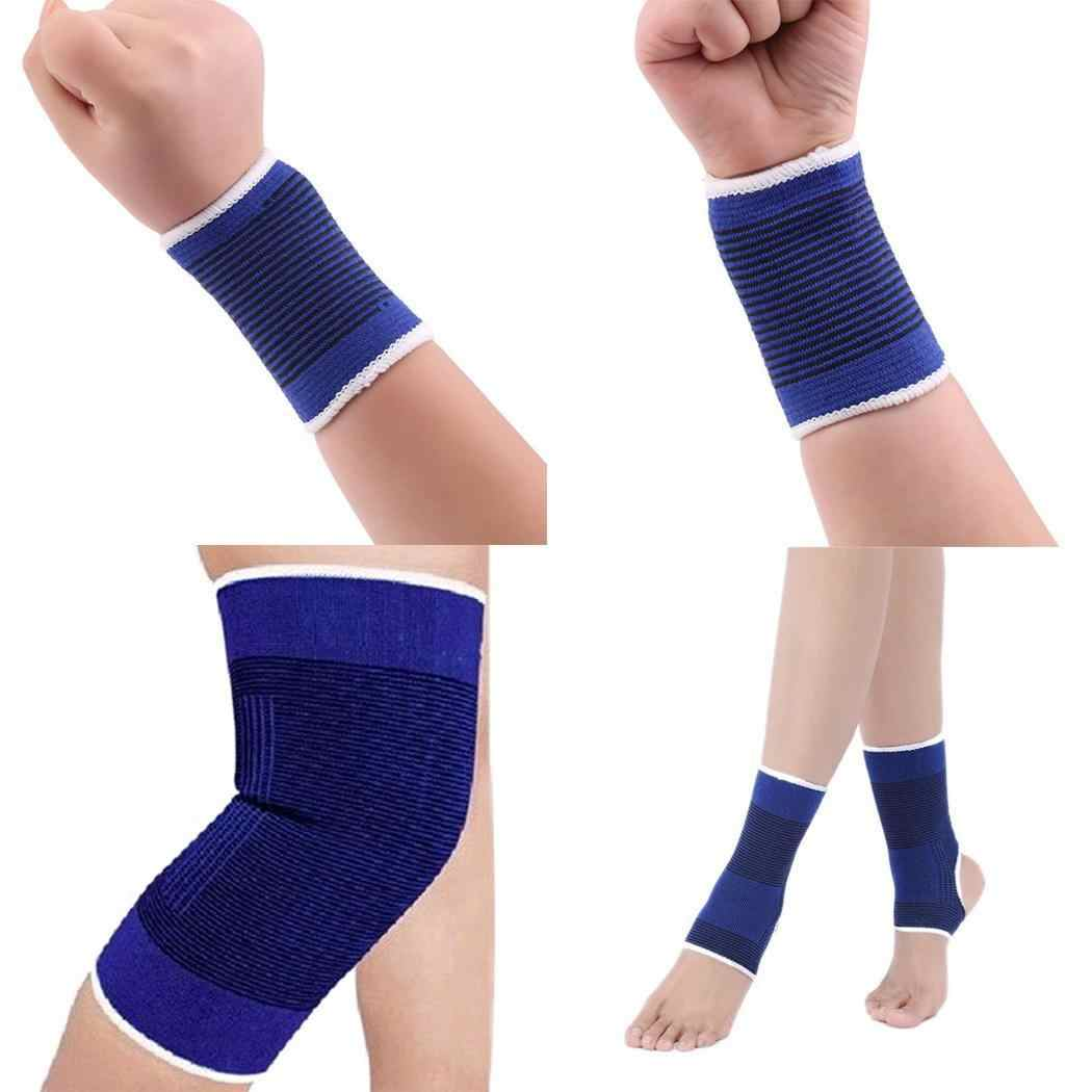 49450560e5b9 Detail Feedback Questions about Elasticated Knee Blue Knee Pads Knee ...