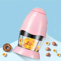 Electric Baby Food Maker Toddler Blender Juicer Fruit Vegetables Processor Mixer Meat Grinder Household Multifunction Machine