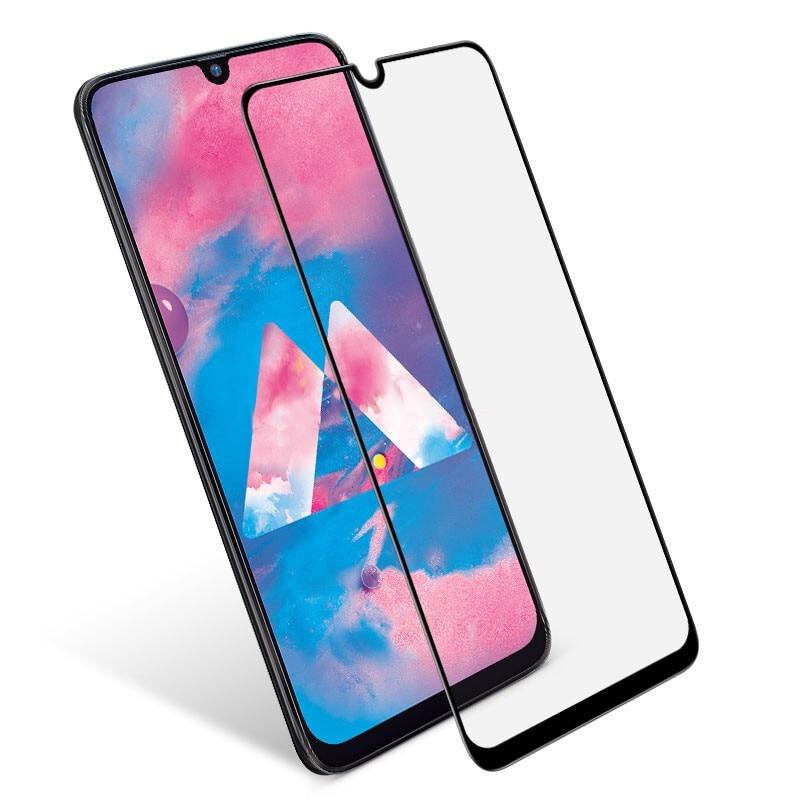 For Samsung A50 A40 A30 A70 A80 A5 2017 Glass Galaxy A10 A60 A7 A5 Screen Protector For Samsung A6 Plus M20 M30 Screen Protector