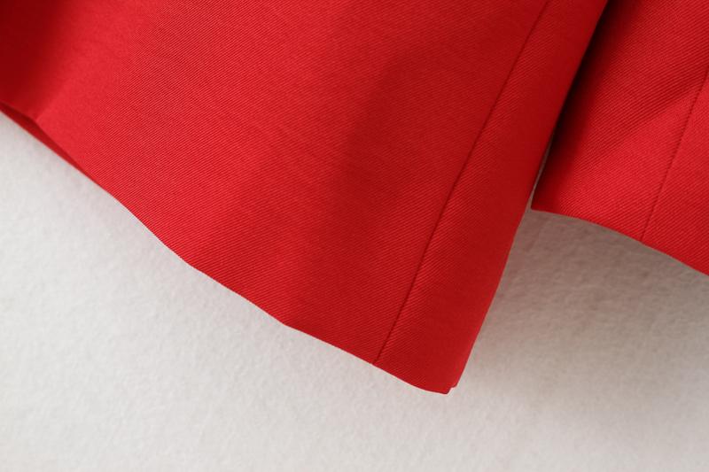 Red Blazer 17