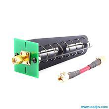 1 шт. RC FPV Aomway антенна 11dbi 7 поворот 5,8 Г спиральная RHCP SMA RP-SMA приемная антенна правая поляризованная для av-приемника и TX