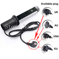 3 Universal Power + 2 Charge USB + 1 Green Led,With UK Plug/USA Plug/EU Plug/AU Plug,Black And Silver Top,Free Shipping
