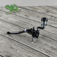 Vintage Mud scrambler cafe racer Motorcycle Brake Pump universal Front Master Cylinder