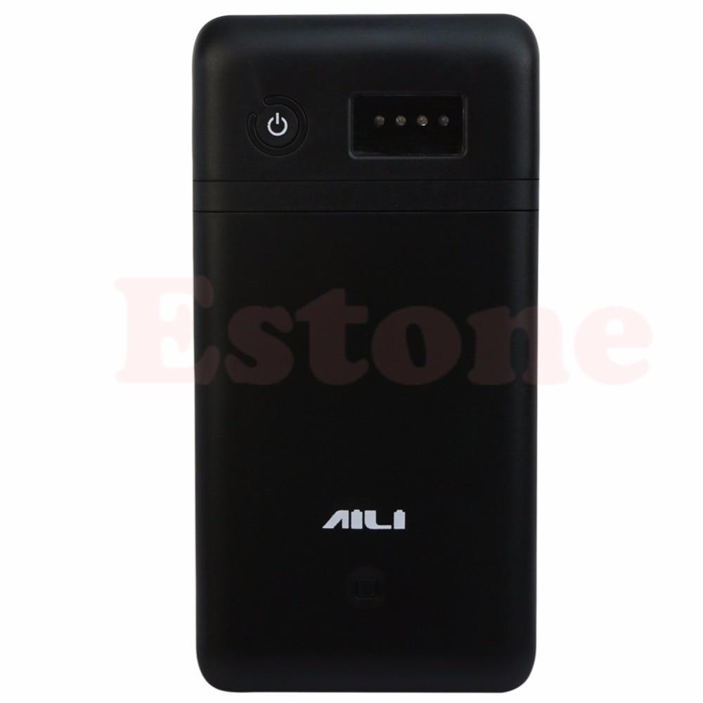 3.6V 5V 6V 9V 12V Mobile Power Bank Box USB 6x18650 Battery Charger Adapter стоимость