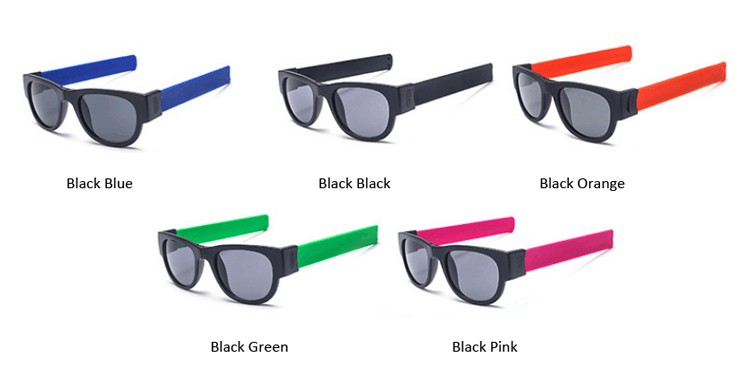 flexible polarized sunglasses for women men color