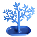 Free Shipping Multifunctional Tree Branch Shape Blue Color Jewelry display Earring Bracelet Necklace Ring display Stand