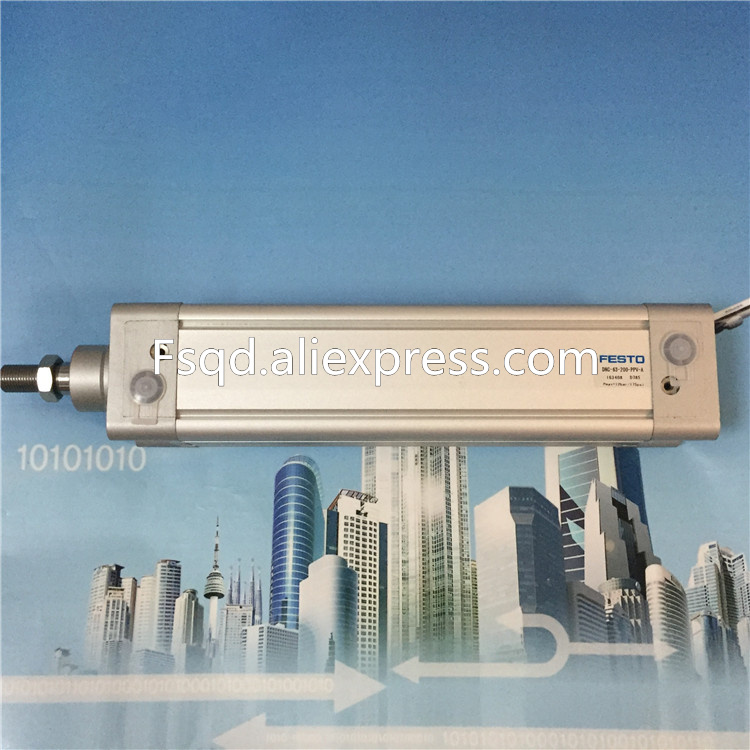 DNC-63-200-PPV-A FESTO Standard cylinder air cylinder pneumatic component air tools DNC series si50 100 s airtac standard cylinder air cylinder pneumatic component air tools si series