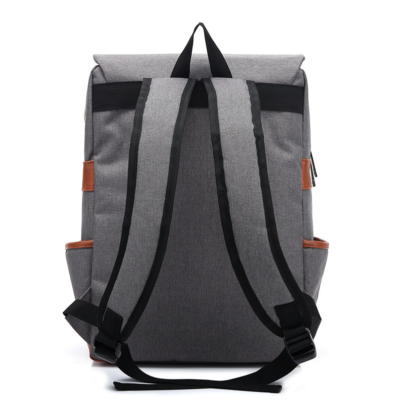 a2f6351957e4d Fashion Colorful Canvas Backpacks Men Travel Rucksack Women Backpack ...