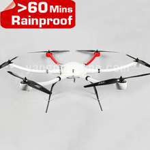 Professional Camera Drone Frame Long Flying Time Rainproof Multirotor Airframe for UAV Aerial Inspection/Surveillance/3D Mapping