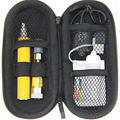 Горячая продажа Электронных Сигарет комплект ЭГО t ce4 плюс ce4 + 100 шт./лот подарок мешок распылитель жидкостью vape электронной сигареты кальян случае