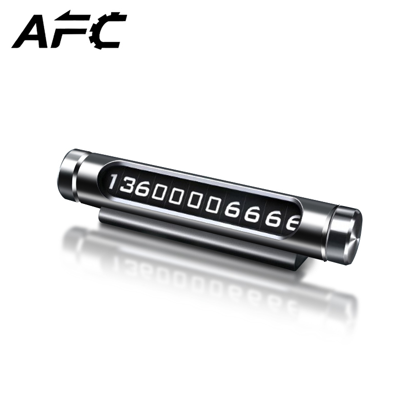 1pcs Auto Car Temporary Parking Card Luminous Rotatable Phone Number Plate Magnetic Auto Stickers Drawer Style Car Styling-in Car Stickers from Automobiles & Motorcycles on Aliexpress.com | Alibaba Group