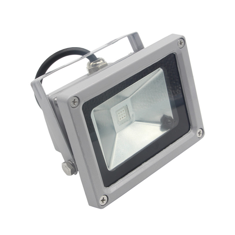 10w 20w 30w rgb led flood light cob exterior spotlight ip65 led 10w 20w 30w rgb led flood light cob exterior spotlight ip65 led outdoor light reflector spot floodlight remote control lamp in floodlights from lights aloadofball Gallery
