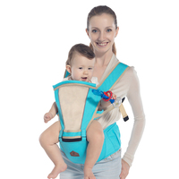 New Sling Baby Carrier Backpack Breathable Front Facing Baby Carrier 4 In 1 Infant Pouch Wrap
