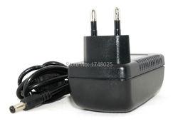 18 v 1.2a ac power adapter 18 volt 1.2 amp 1200ma EU plug input 100 240 v ac 5.5x2.1mm Voeding