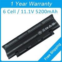 Hot! laptop battery for dell Inspiron N5020 N3010 N5010 N5030 N5050 N4050 3550n 3450n 383CW WT2P4 P10S001 P08E UM9 P07F002|battery for dell|laptop battery|laptop battery for dell -