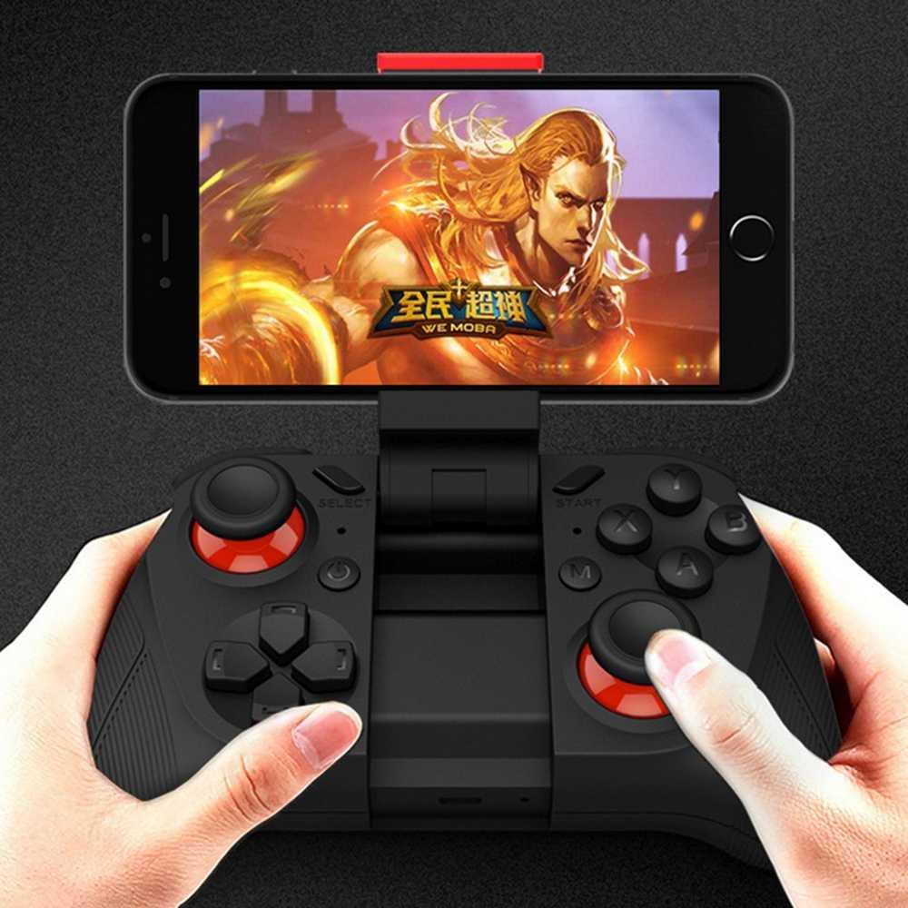 MLLSE Bluetooth беспроводной игровой контроллер геймпад джойстик подходит для сотового телефона Android GA0016