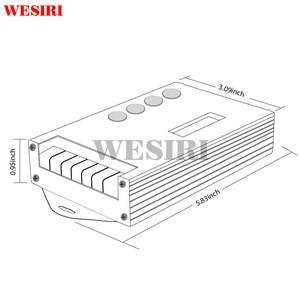 Image 5 - WESIRI TC420 時間プログラマブル RGB Led コントローラ調光器 DC12V/24 V 5 チャンネル合計出力 20A 共通のアノード RGB Led ライト