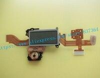SLR Digital Camera Repair And Replacement Parts D200 Top Cover LCD Display Screen Group For Fuji