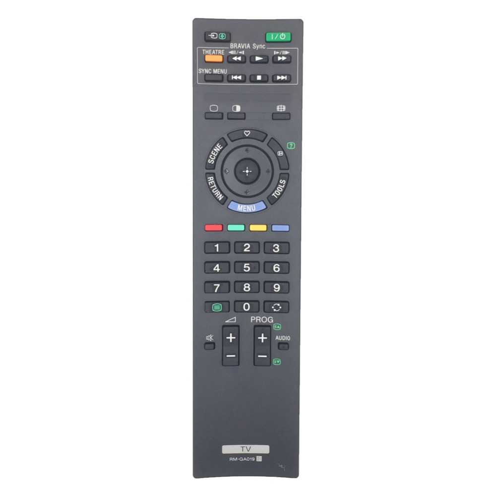 US $15 0 |RM GA019 TV Remote Control for Sony Bravia KLV 32BX300 KLV  40BX400 Applicable RM ED033 RM GA005 RM GA008 RM GA009-in Remote Controls  from