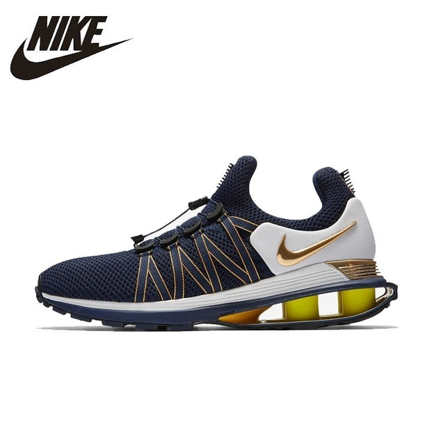 ... NIKE SHOX GRAVITY Original New Arrival Running Shoes Breathable  Comfortable For Men and Women Sneakers ... 6abbcad41