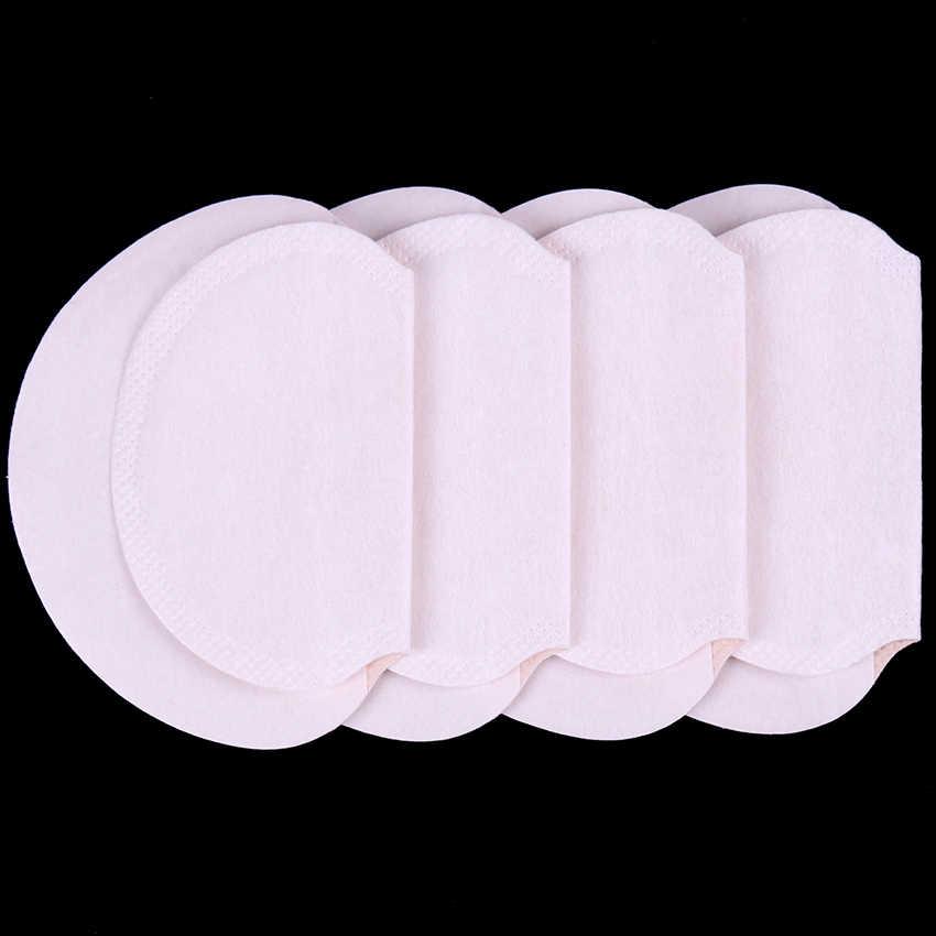 5 paires jetables absorbant les coussinets de protection de la sueur sous les bras déodorant