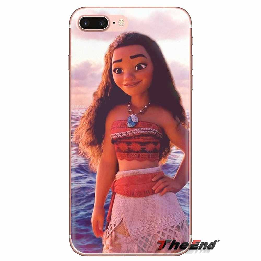 Disney Moana iPhone 4/4S 5 S/C/SE 6/6S