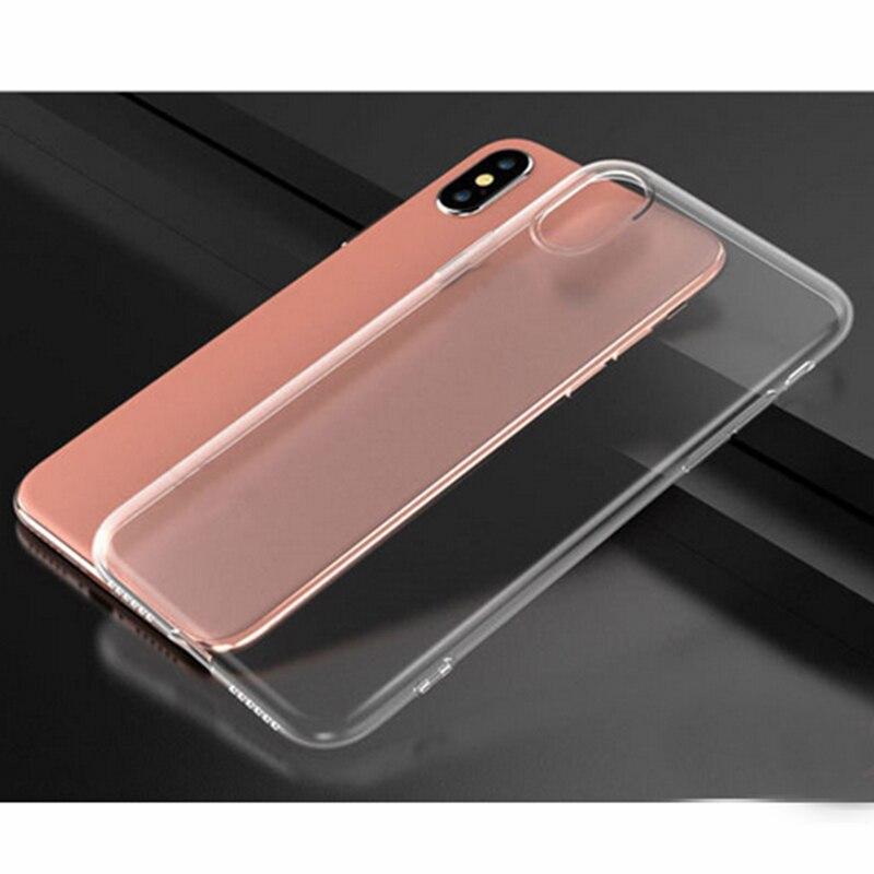 Handys & Telekommunikation Mutig Klar Silicon Weichen Tpu Fall Transparent Telefon Fall Forapple 8/7 Plus