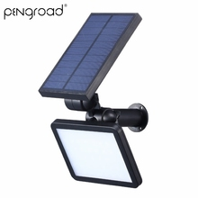 Patent Design Outdoor Solar Light 48 LED Multifunction Home Garden Lawn  IP65 Waterproof Wall Pathway Lamp New PD006