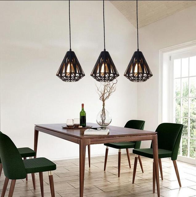 Woonkamer Bar. Zyy Nordic Droplight Hanglamp Creatieve Bar Lamp Voor ...