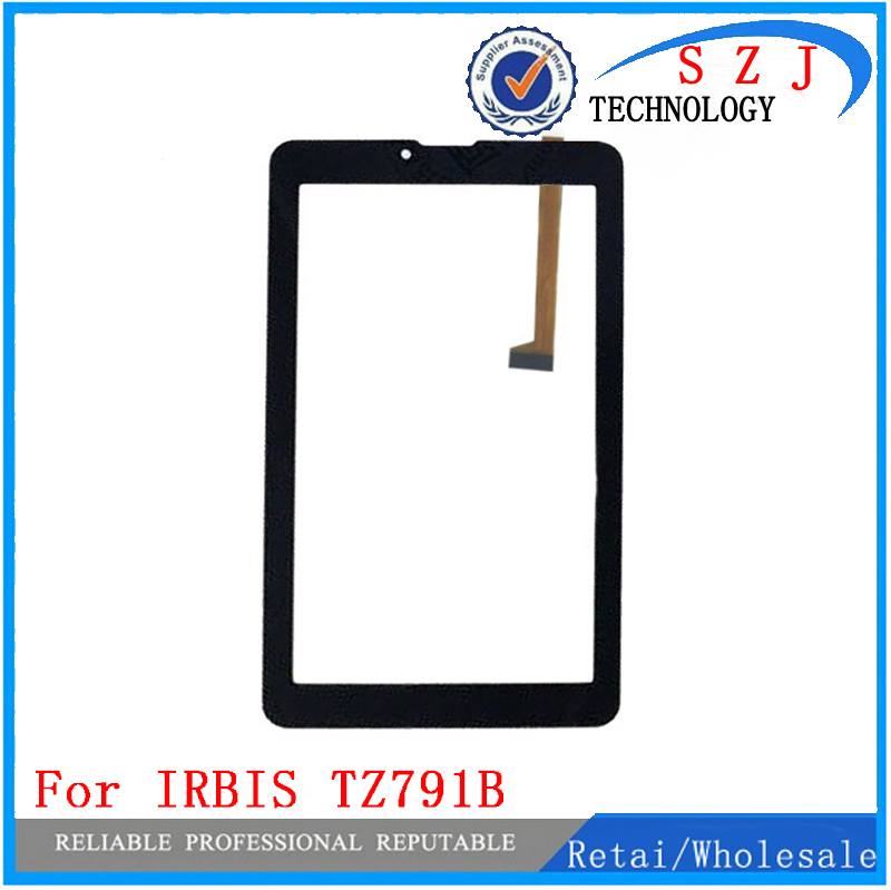 New 7'' inch Touch Screen for IRBIS TZ791 4G TZ791B TZ791w Touch Panel digitizer glass Free Shipping 10pcs/lot new touch screen digitizer for 8 irbis tz891 4g tz891w tz891b tablet touch panel sensor glass replacement free shipping