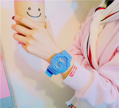 Womens watch fashion models 2018 new Korean version of the trend large dial mens watch couple watches large and luxuriousWomens watch fashion models 2018 new Korean version of the trend large dial mens watch couple watches large and luxurious