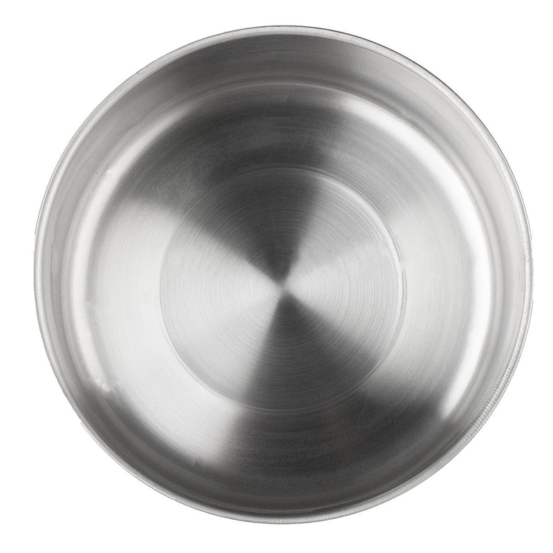 Mayitr 5pcs/set Stainless Steel Mixing Bowls Crisper Food Container 5 Bowls with 5 Lids For Kitchen Tools