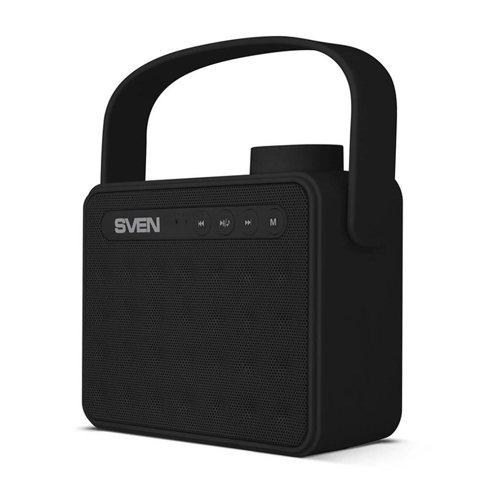 Consumer Electronics Portable Audio & Video Speakers SVEN SV-016050 speakers bluedio bs 3 consumer electronics portable audio