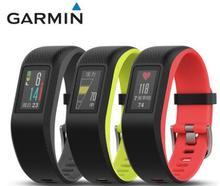 Gps Garmin vivosport mart сенсорный экран, монитор сна, беспроводной синхронные, пульсометр часы браслет для занятий спортом на открытом воздухе