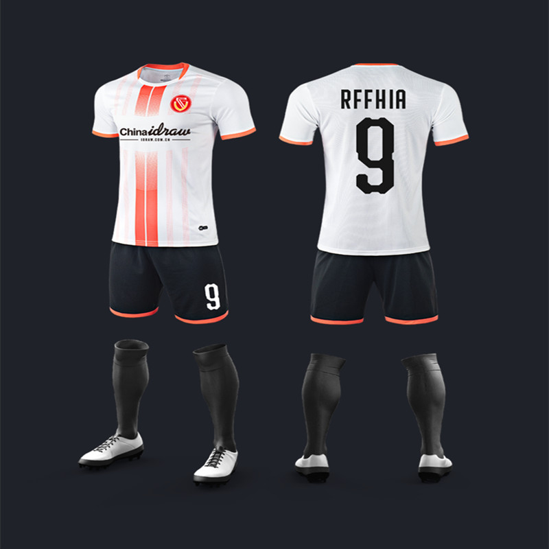 new arrival 1245a f278a Ever Summit Custom Soccer Jersey 2019 2020 Football Shirts ...