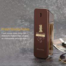 100ml Original Parfum Men Cologne Perfumed Woody Notes Pheromones Bottle Perfum Fresh Long Lasting Fragrance for Men Gift