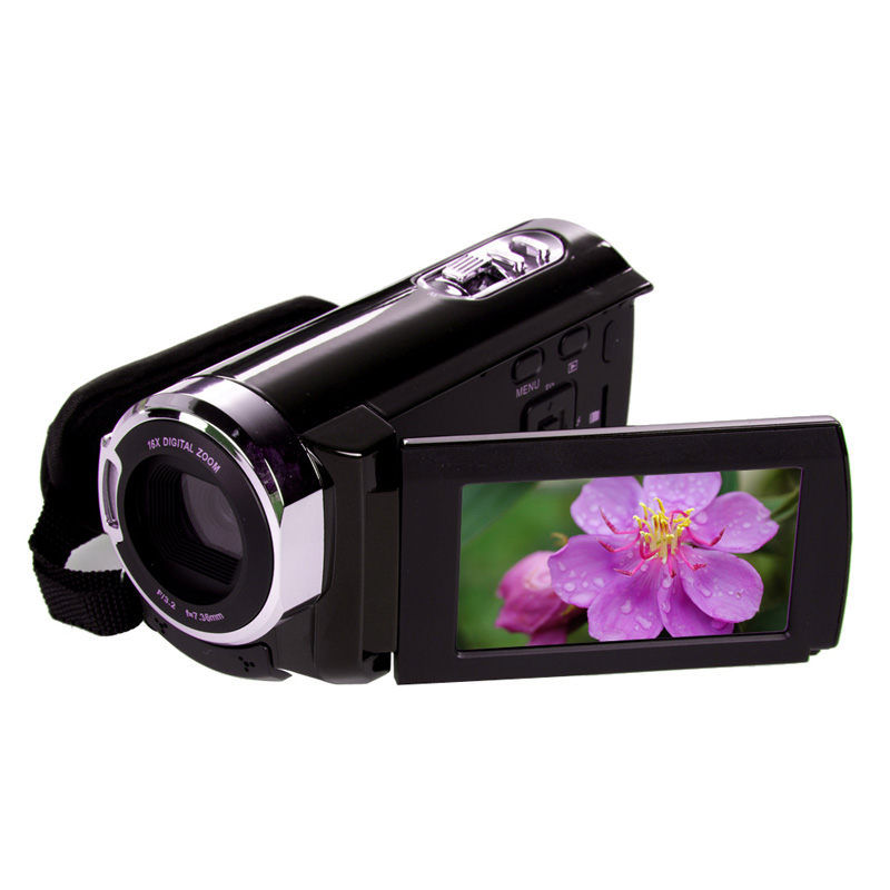1080P 16MP Digital Video Recording Camcorder 16x  3.0 Touchscreen Zoom Full HD CMOS DV Camera hot sale easy use hd 720p 12m 8x digital zoom video camcorder camera gift for family happy recording 1pc