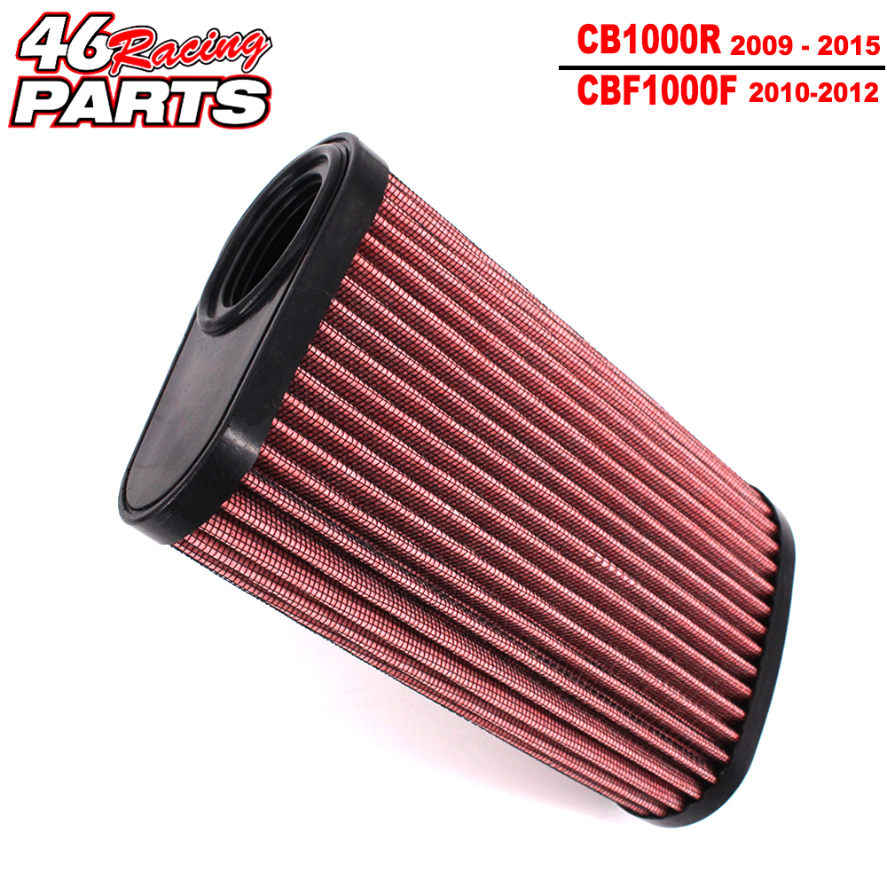 CK CATTLE KING High Quality Motorcycle Air Filter For HONDA CBR/CB 1000R 1000RR CBF 1000F CBR1000RR CB1000R CBF1000F CBR 1000 RR 5mm m5 motorcycle accessories rubber well nuts for honda nc750x cbr 600 rr cb1000r cbr1000rr crf 450 yamaha xmax 300 ktm duke