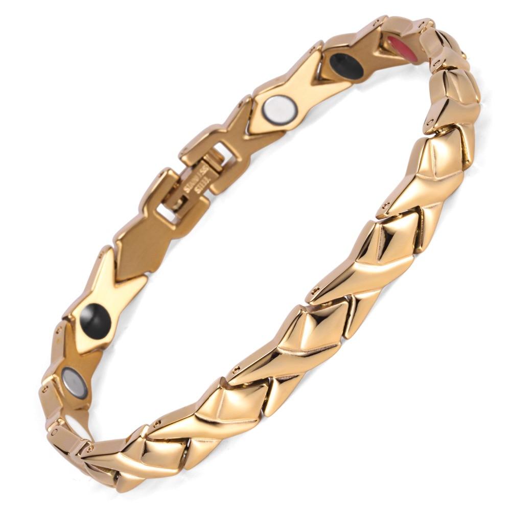 Rainso από ανοξείδωτο χάλυβα σχήμα Letter - Κοσμήματα μόδας - Φωτογραφία 2