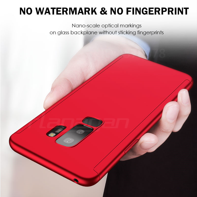 360 Degree Shockproof Phone Case For Samsung Galaxy S10 S9 S8 Plus Note 8 9 S7 Cover Shell For Samsung S10E S7 Edge S10 Cases