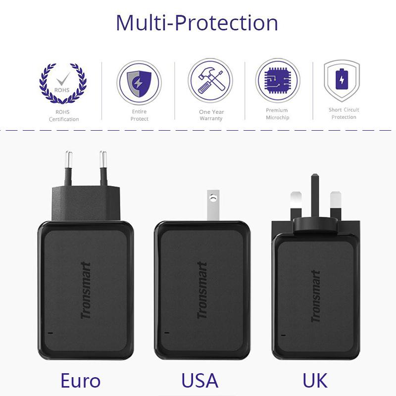 Tronsmart W3PTA USB Charger index-6